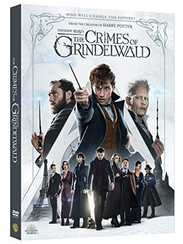 Image of Fantastic Beasts: The Crimes of Grindelwald [DVD] [2018]