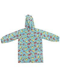 Highdas Niños Niños y Niñas Rainboot Rain Shoes Bota impermeable PVC