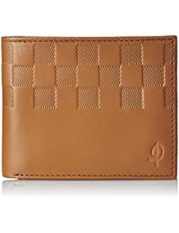 Indesign Men's Leather Wallet Tan (TN-CKPD-CP-01)