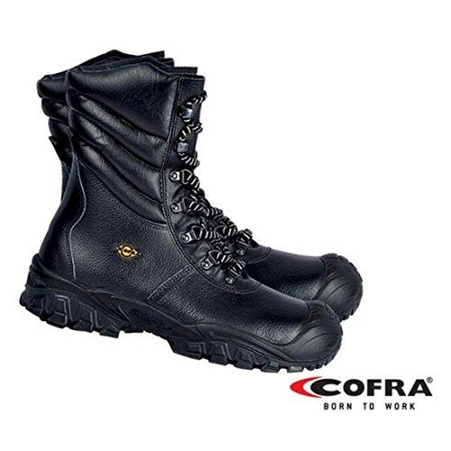 Cofra NT030–000.w46Gr. 46S3UK CI SRC New Ural Sicherheit Schuhe–Schwarz