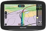 TomTom Via 52 Europe Traffic Navigationsgerät (13 cm (5 Zoll), Sprachsteuerung, Bluetooth Freisprechen, Fahrspurassistent, 3