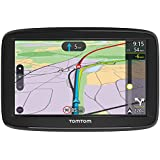 TomTom VIA 52 5-Inch Sat Nav with Lifetime Full Europe Map Updates, Lifetime Traffic, Hands-Free Calling, Black