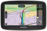 TomTom Via 52 Europe Traffic Navigationsgerät (13 cm (5 Zoll), Sprachsteuerung, Bluetooth Freisprechen, Fahrspurassistent, 3 Monate Radarkameras (auf Wunsch), Karten von 48 Ländern Europas) schwarz