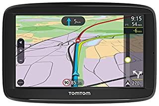 TomTom  Car Sat Nav VIA 52, 5 Inch with Handsfree Calling, Lifetime Traffic via Smartphone and EU Maps, Resistive Screen (B01H54Q6VK) | Amazon price tracker / tracking, Amazon price history charts, Amazon price watches, Amazon price drop alerts