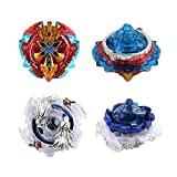 Kbsin212 Beyblade burst with Launchers set - Metal Alloy Beyblade Burst Arena Battle Set Gyro Fighting Gyroscope Launcher Spinning Toys