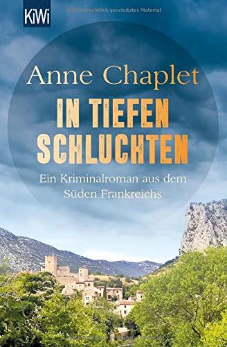 Buchcover In tiefen Schluchten: Ein Kriminalroman aus dem Süden Frankreichs (Tori Godon ermittelt, Band 1)
