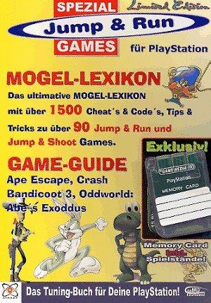 Jump & Run LE (incl.MemoryCard PS1)
