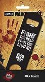 Unbekannt The Walking Dead Bar Blade Flaschenöffner Fear The Living