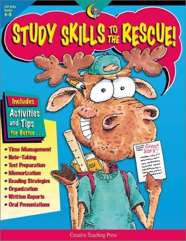 Study Skills to the Rescue!: Turn Kids Into Super Students by Jan Brennan (2001-07-04)