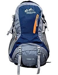 Himalayan Adventures 45 Ltrs Dark Blue Backpack/Rucksack/Travelling Bag/Hiking Bag/Adventure Bag/Camping Bag With...