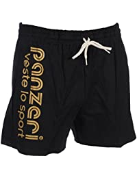 Panzeri - Uni a nr/or jersey short - Shorts multisports