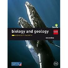 Biology and geology. 1 Secondary. Savia: Asturias