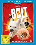 Bolt - Ein Hund für alle Fälle  (+ DVD) [Blu-ray] -