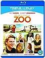 We Bought a Zoo - Triple Play (Blu-ray + DVD + Digital Copy) [Region Free]