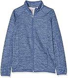 Columbia Wilderness Way Fleece Jacket Chaqueta Polar, Unisex Niños, Azul, Talla S