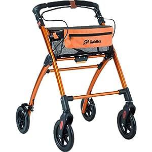 Mobilex Indoor Rollator Jaguar orange