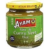 AYAM Pâte de Curry Vert - Lot de 3