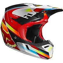 2019 Fox V3 MOTIFross - Casco de Motocross para Adulto (Talla S, 55-