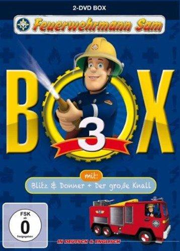 feuerwehrmann sam die komplette staffel Feuerwehrmann Sam Box 3 (inkl.