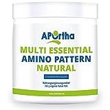 APOrtha Multi essential Amino Pattern - 8 essentielle Aminosäuren - 362 g veganes Pulver