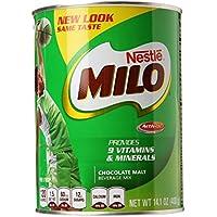 Nestle Milo Malt Beverage Mix, Chocolate, 14.1 -Ounce