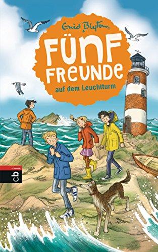 Fünf Freunde auf dem Leuchtturm (Einzelbände 16) (German Edition) por Enid Blyton