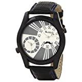 Swag Mustache Analogue Grey Dial Men's W...