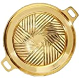 Mongolian BBQ Dome Brass Grill