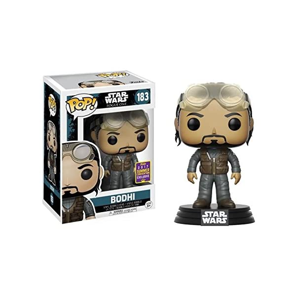 Funko Pop Bodhi Rook SDCC (Star Wars 183) Funko Pop Rogue One (Star Wars)