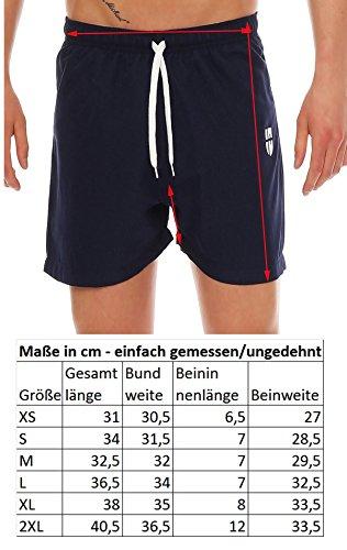 Gennadi Hoppe Herren Badeshorts kurz