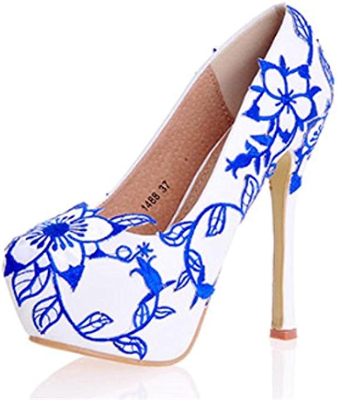 Wouomo high heels,Scarpe Da Da Da Donna Delle Scarpe Da Donna Delle Pompe Stiletto High Heel Party Club Scarpe Da Sposa... | Elegante e divertente  c08695