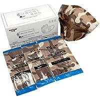 Staubdichte und atmungsaktive Einweg-Gesichtsmaske 50 Stück individuelles Paket#1 preisvergleich bei billige-tabletten.eu