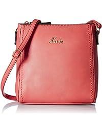 Lavie Jeffrey Women's Sling Bag (Pink)