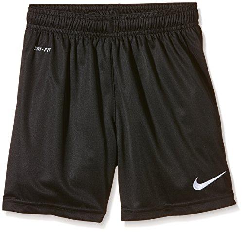 NIKE Junior Park Knit Short, Nero, 10-12/M anni