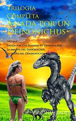 Amada por un deinonychus: La trilogía completa 51UJsV3x1GL