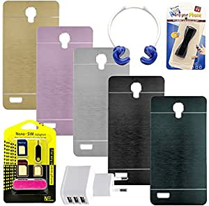 Mify Mobile Accessories for Xiaomi Redmi Note (Pack of 5)