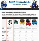 Implotex 480W Flüster leiser Kompressor - 5