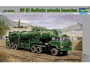 Trumpeter TSM-202 DF-21 Ballistic missile launcher 1:35