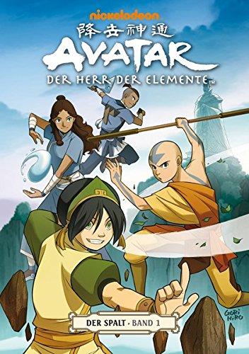 Avatar: Der Herr der Elemente 8: Der Spalt 1