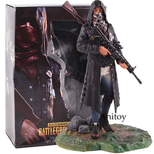 PUBG Playerunknow's BattleGrounds The Ultimate Life & Death Fight PVC Figura de colección Modelo de Juguete