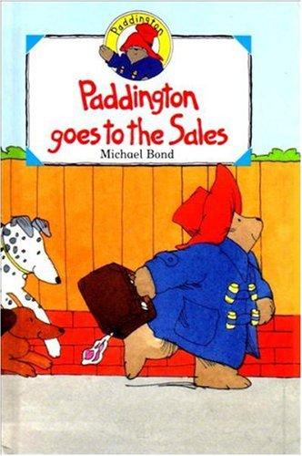 Paddington Goes to the Sales