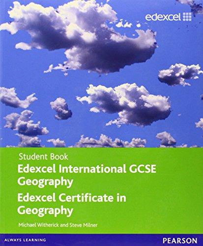 Edexel international GCSE geography student book. Con espansione online. Per le Scuole superiori (Edexcel International GCSE)