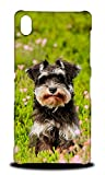 Foxercases Design Schnauzer Dog 1 Hard Back Case Cover For Sony Xperia Z3