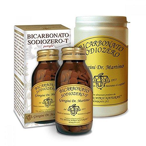 BICARBONATE SODIUMZERO - T 500 pastilles