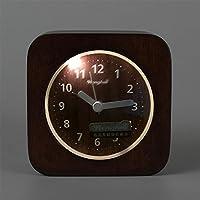 MEILI Einfache Wecker Mode Nachttisch Uhr ruhige Mode Kleine Tisch Schlafzimmer Uhr preisvergleich bei billige-tabletten.eu