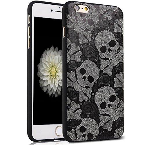 iPhone 6s Plus Coque, WindCase Motif Vivant en 3D Design TPU Case Anti Résistant Étui Housse Protection pour iPhone 6 Plus / 6S Plus 5.5-pouce -XY15 XY09