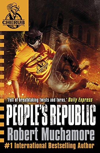 CHERUB: People's Republic: Book 13