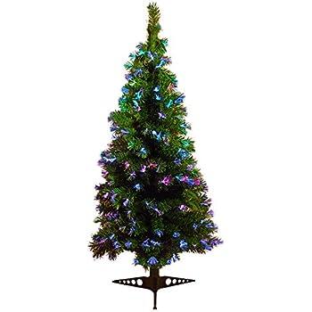the benross christmas workshop 180 cm 6 ft fibre optic christmas tree green - 6 Christmas Tree