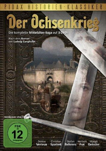 Die komplette Mittelalter-Saga (3 DVDs)