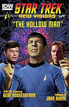 Star Trek: New Visions #9: The Hollow Man (English Edition